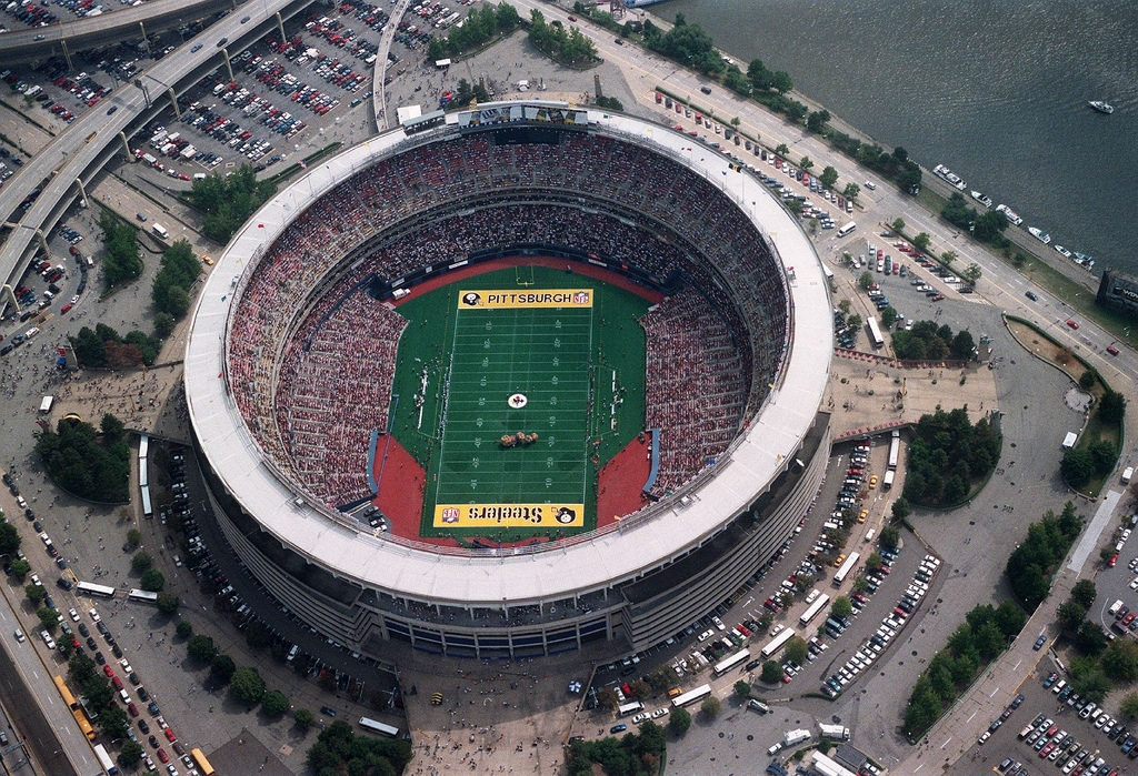 Tour Of Three Rivers Stadium