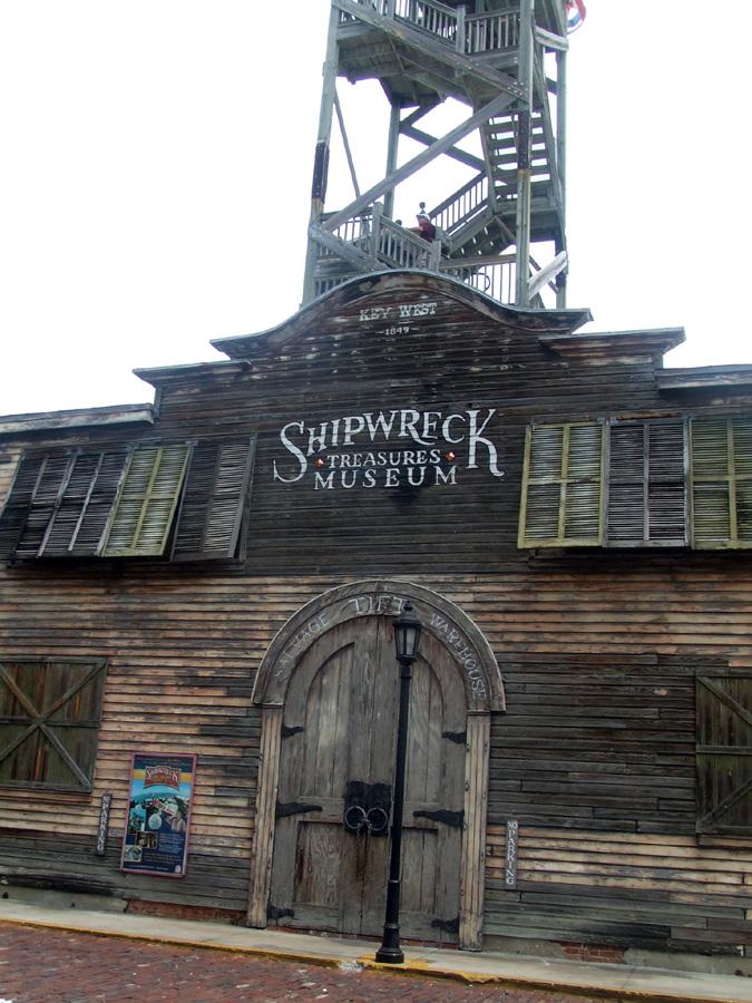 Shipwreck Treasures Museum Florida Key West