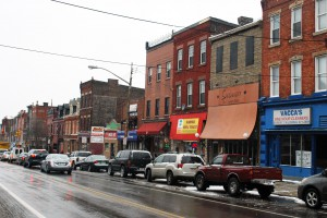 Lower Bloomfield Pittsburgh